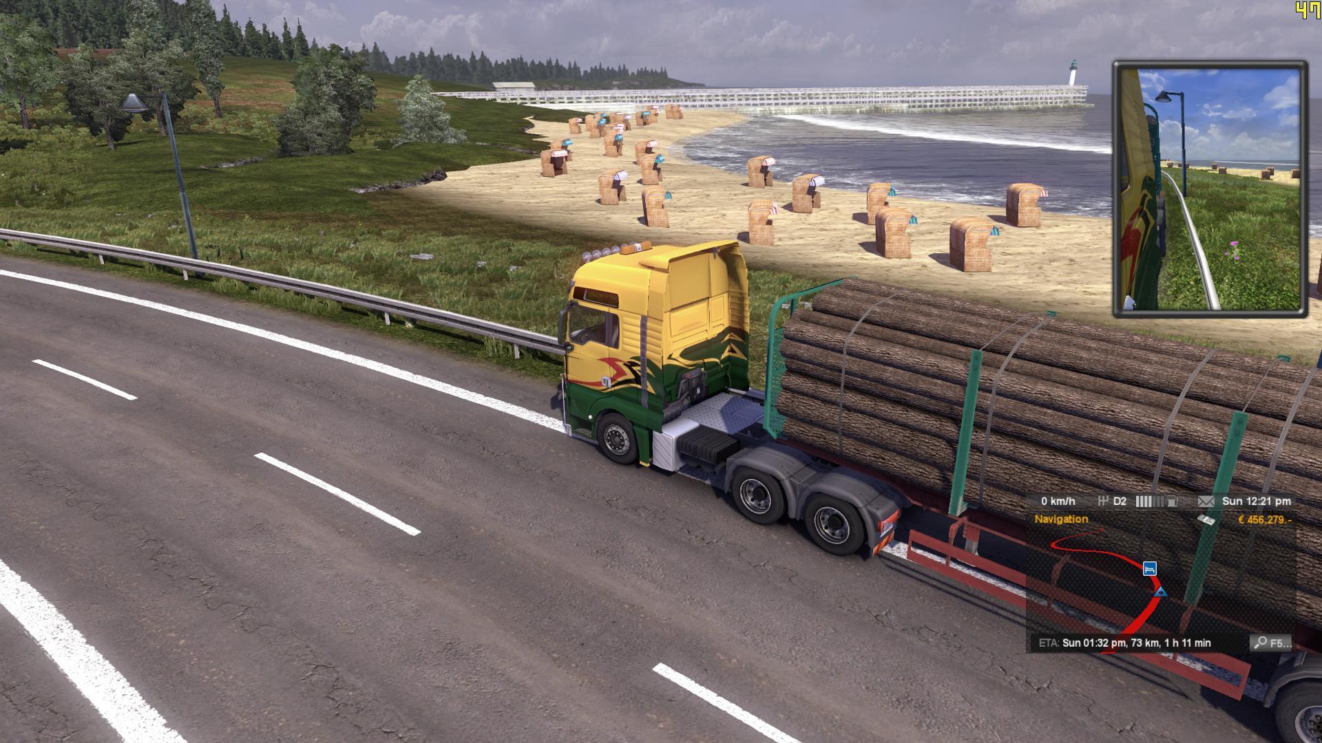 German truck simulator rus скачать с торрента
