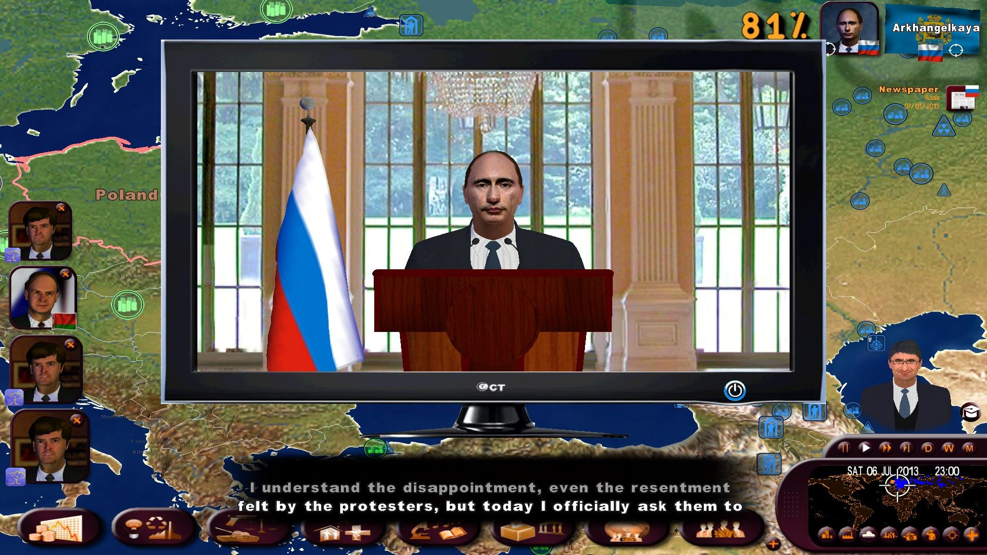Rulers of nations. Geo-political simulator 2 скачать игру торрент.