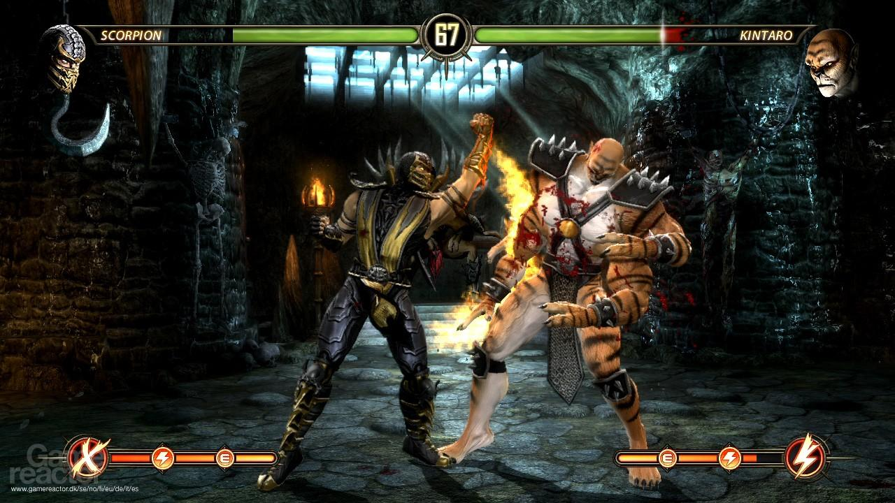 Mortal kombat. Komplete edition (2013) pc [eng] | repack » game.