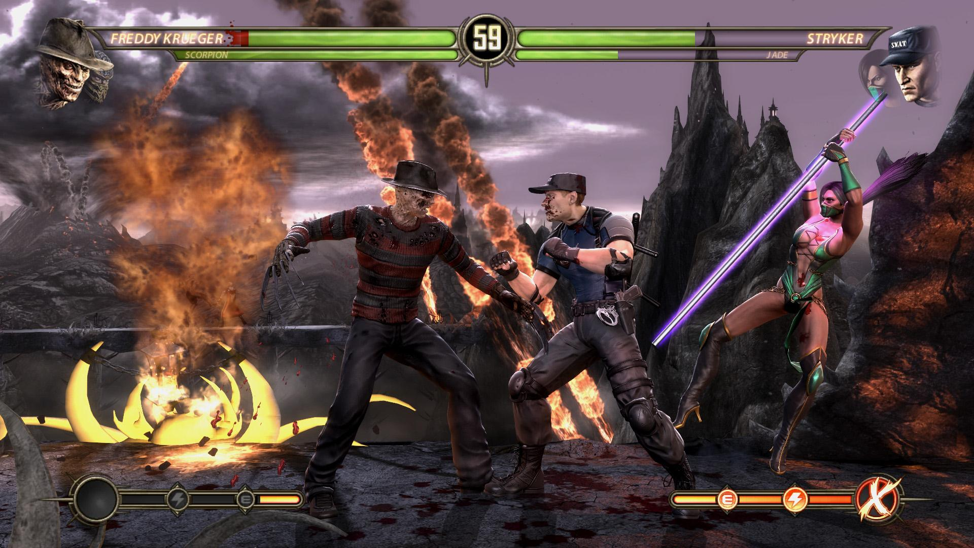 Скачать mortal kombat 9 pc rus бесплатно