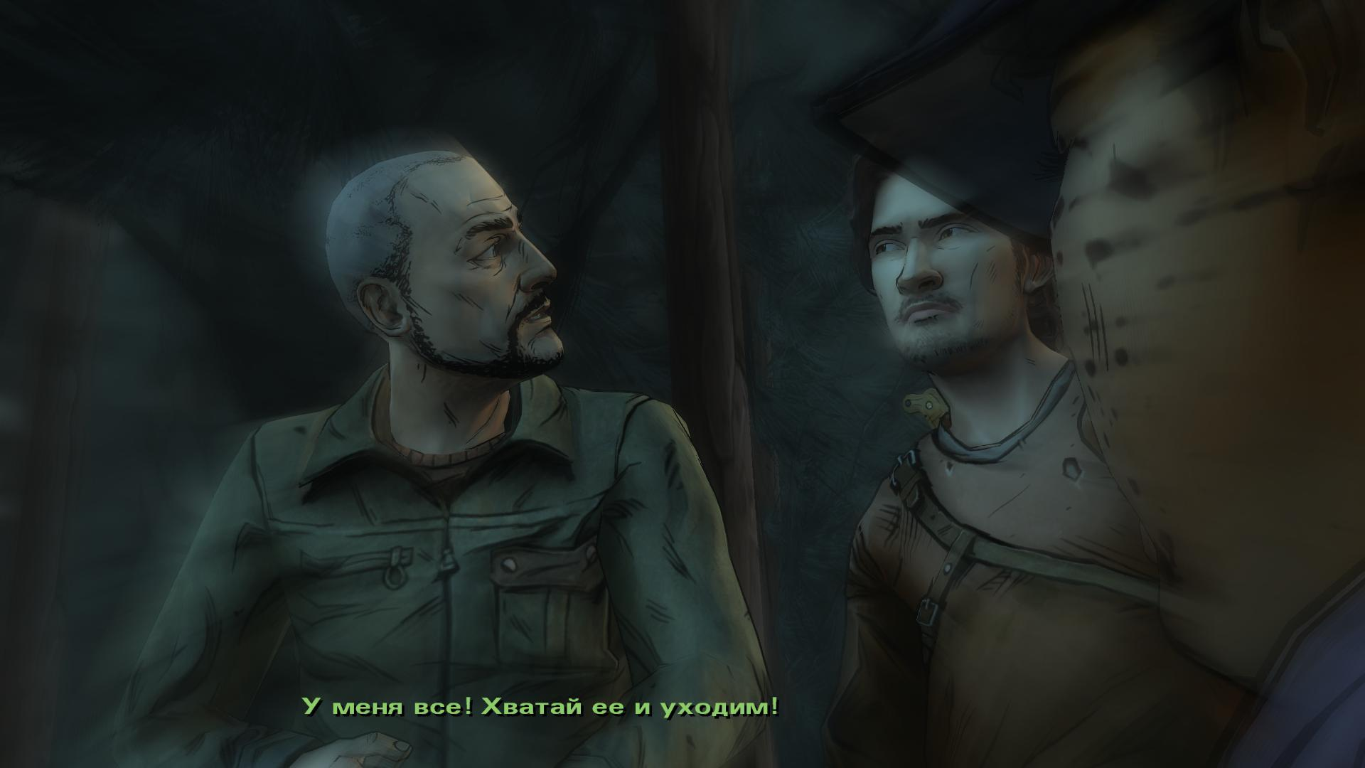 The Walking Dead: The Game. Season 2 - Episode 2 (2013) PC ...