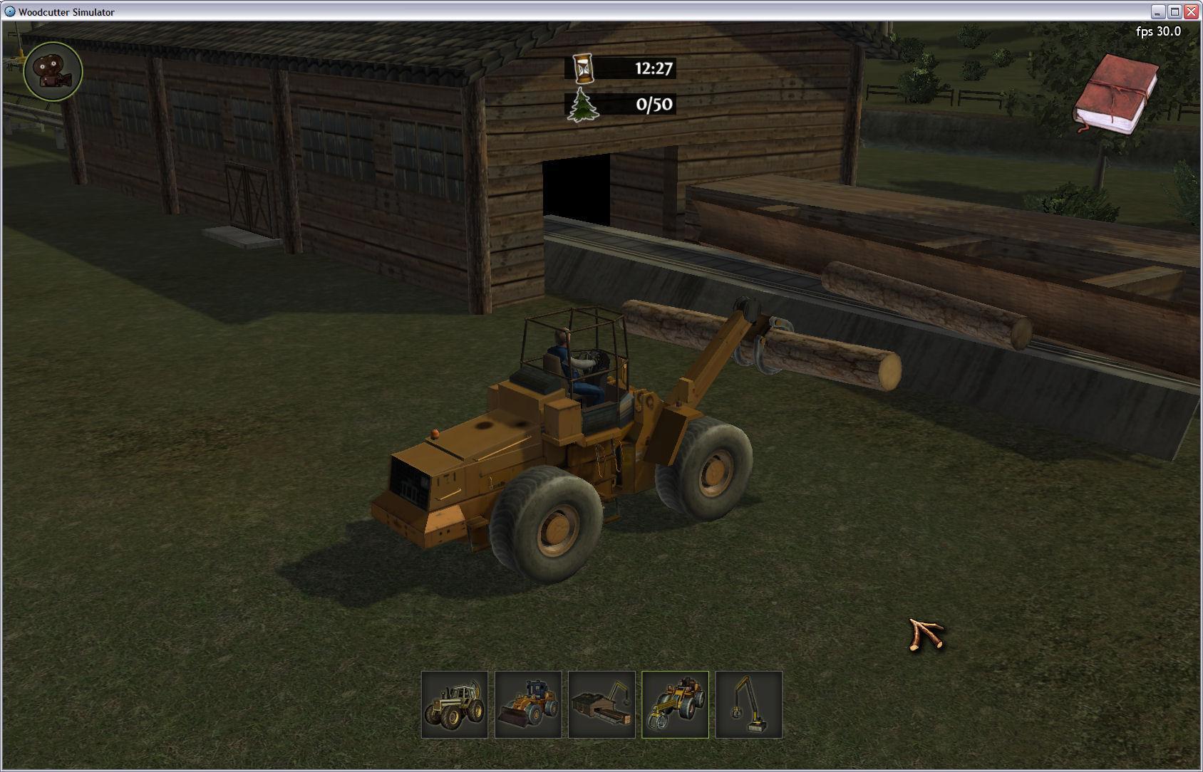 Скачать бесплатно симулятор лесоруба