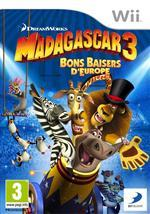 Скриншоты к Madagascar 3 Europe's Most Wanted [2012/PAL/RUS]