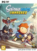 Скриншоты к Scribblenauts Unmasked: A DC Comics Adventure (Warner Bros. Interactive Entertainment) [ENG/MULTi7] от SKIDROW