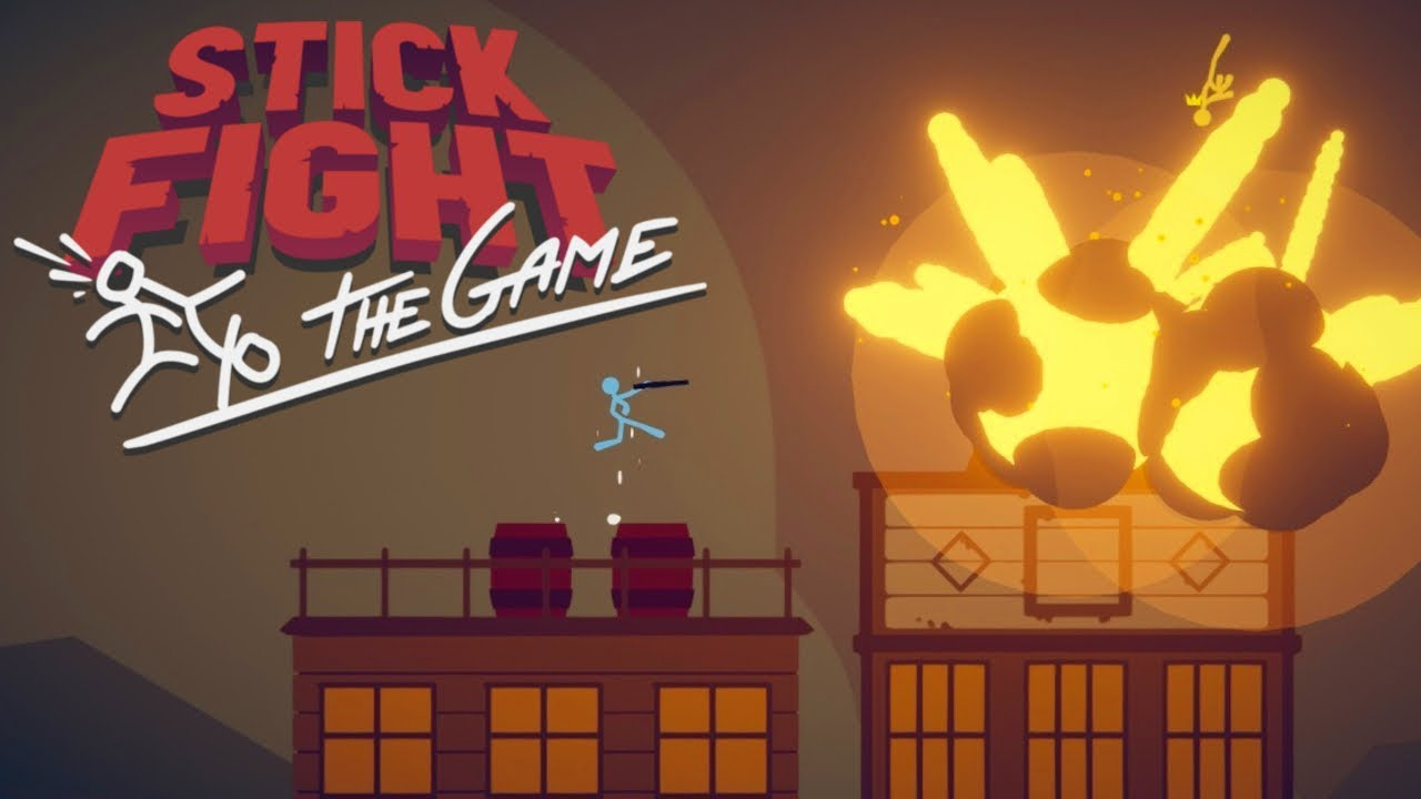 Stick Fight: The Game (1.2.01) полная версия