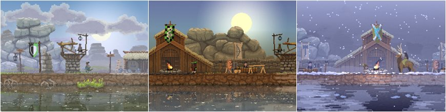 Скриншоты к Kingdom: New Lands | [Mac OS X]