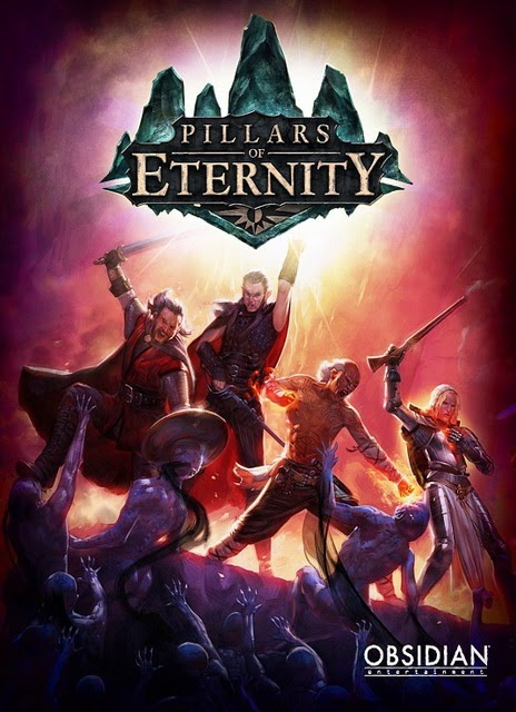 Pillars of Eternity [RUS|Multi7][Native] 1.04 [Intel] | [Mac OS X]