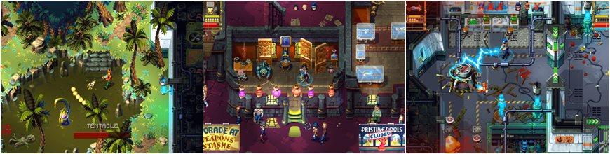Скриншоты к Tower 57 | [Mac OS X]