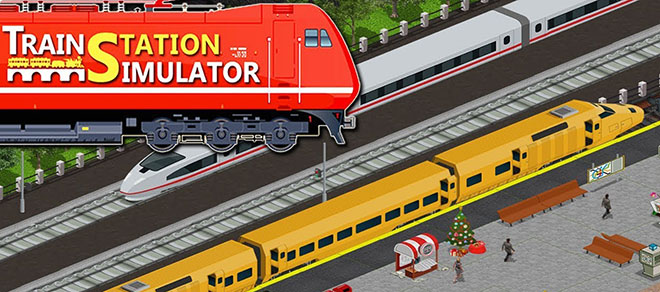 Train Station Simulator v0.7.2.1