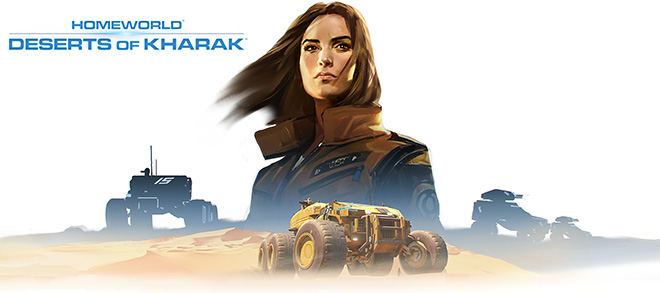 Homeworld: Deserts of Kharak v1.3.0 + 3 DLC на русском языке