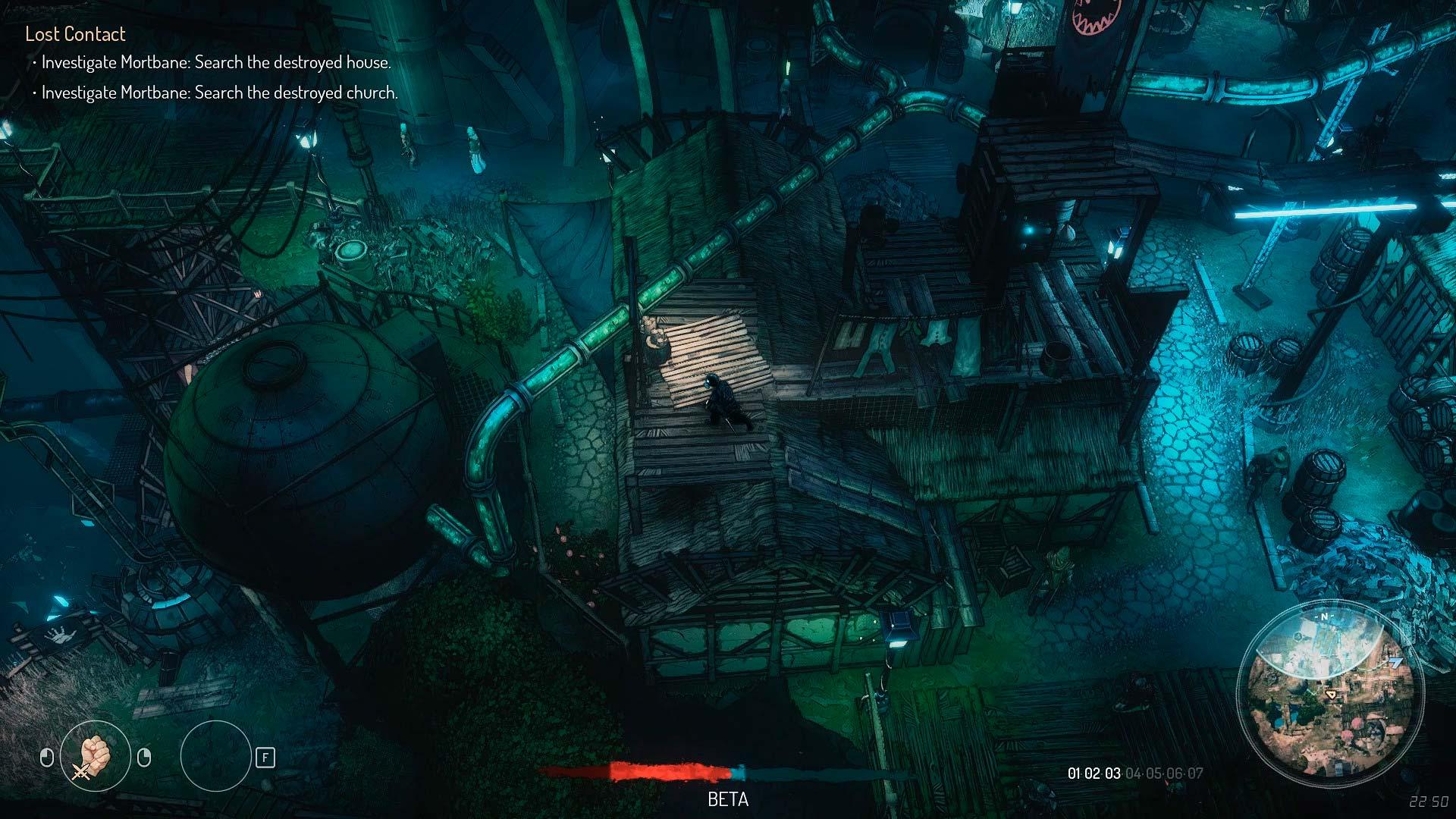 Скриншоты к Seven: The Days Long Gone v1.0.1 на русском | Repack от xatab