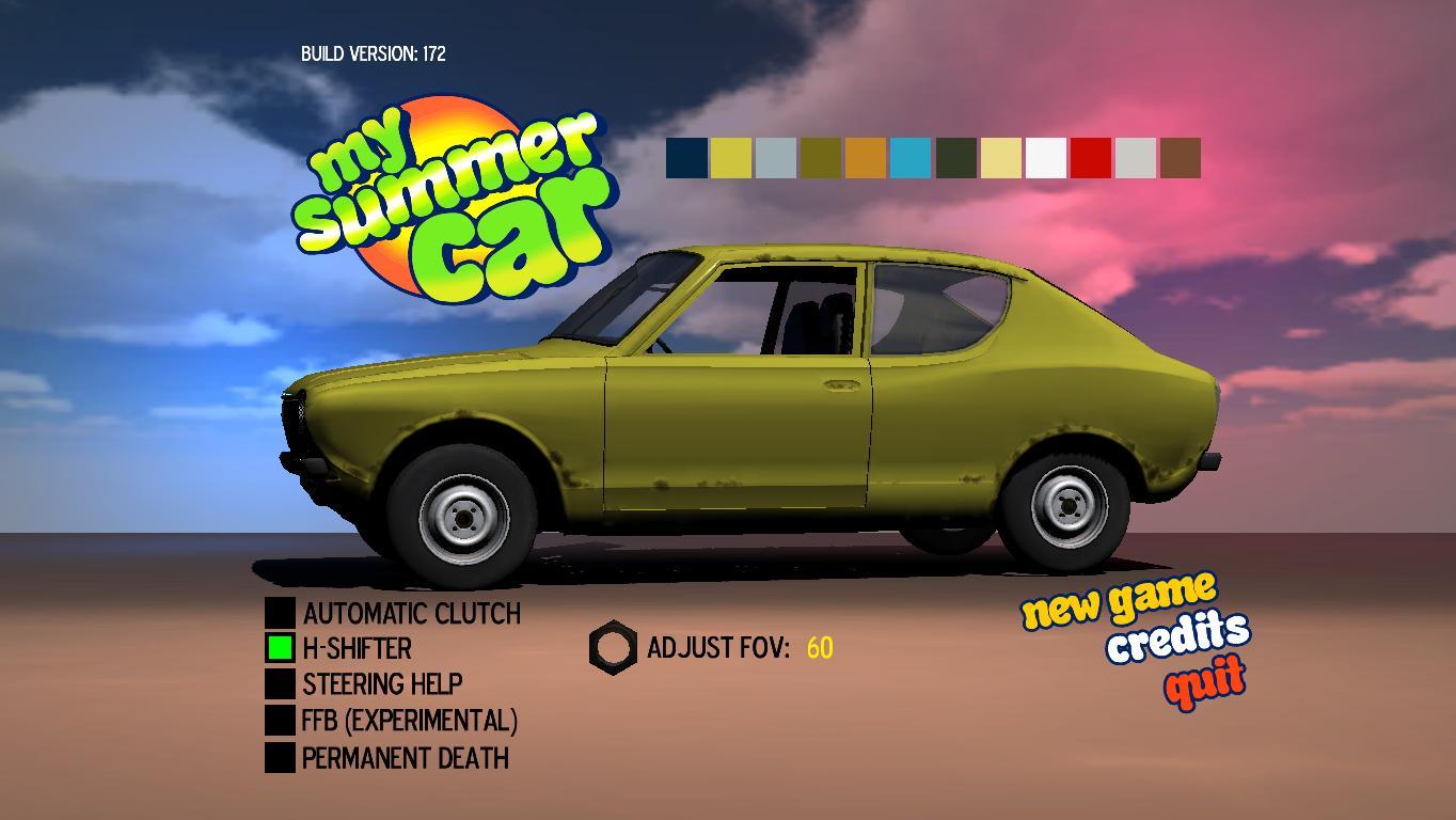 Скриншоты к My Summer Car v23.02.2020 (RUS) новая версия
