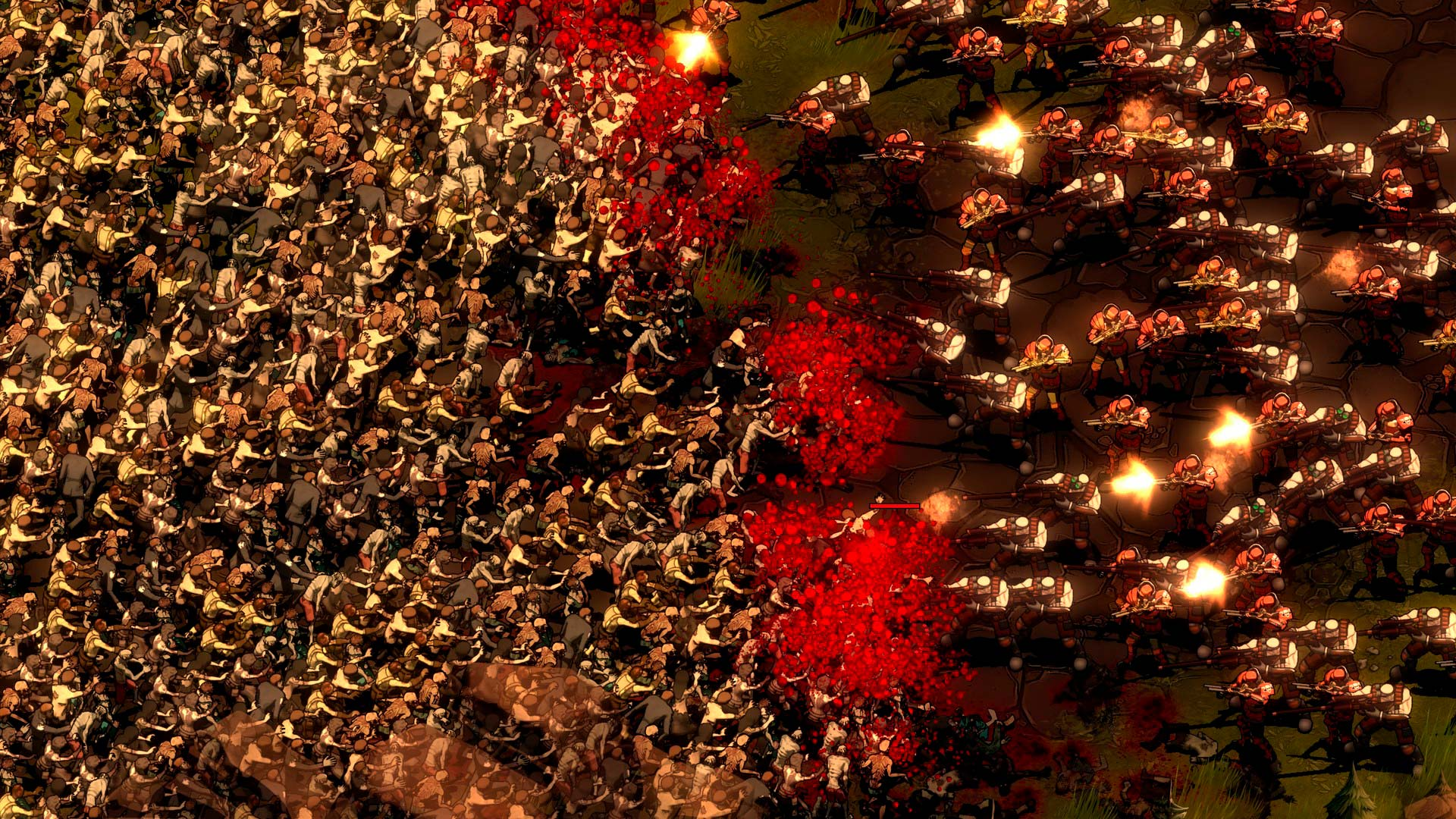 Скриншоты к They Are Billions v0.4.4 (2017) PC