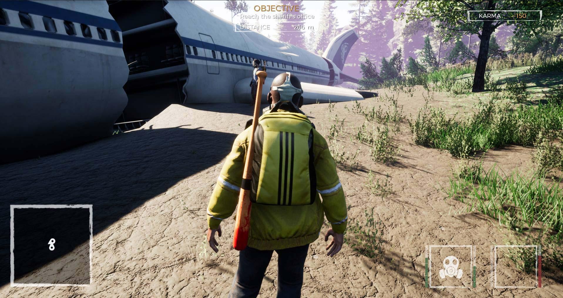 Скриншоты к The Day After: Origins v0.1.1 – полная версия