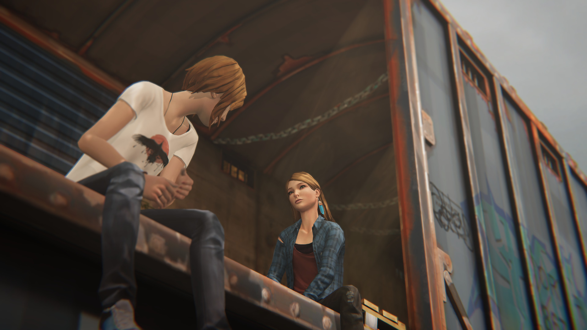 Скриншоты к Life is Strange: Before the Storm Episode 1-3 на русском
