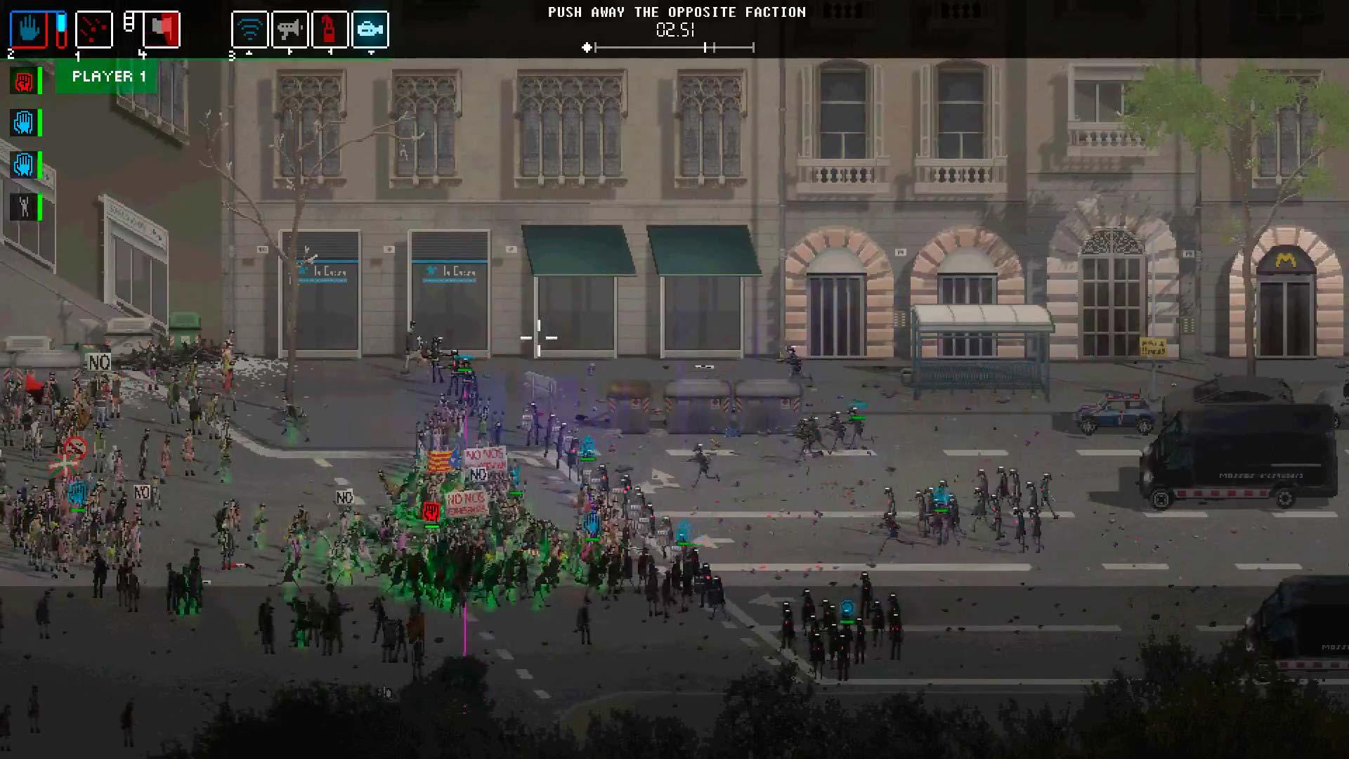 Скриншоты к RIOT - Civil Unrest v0.95 – полная версия