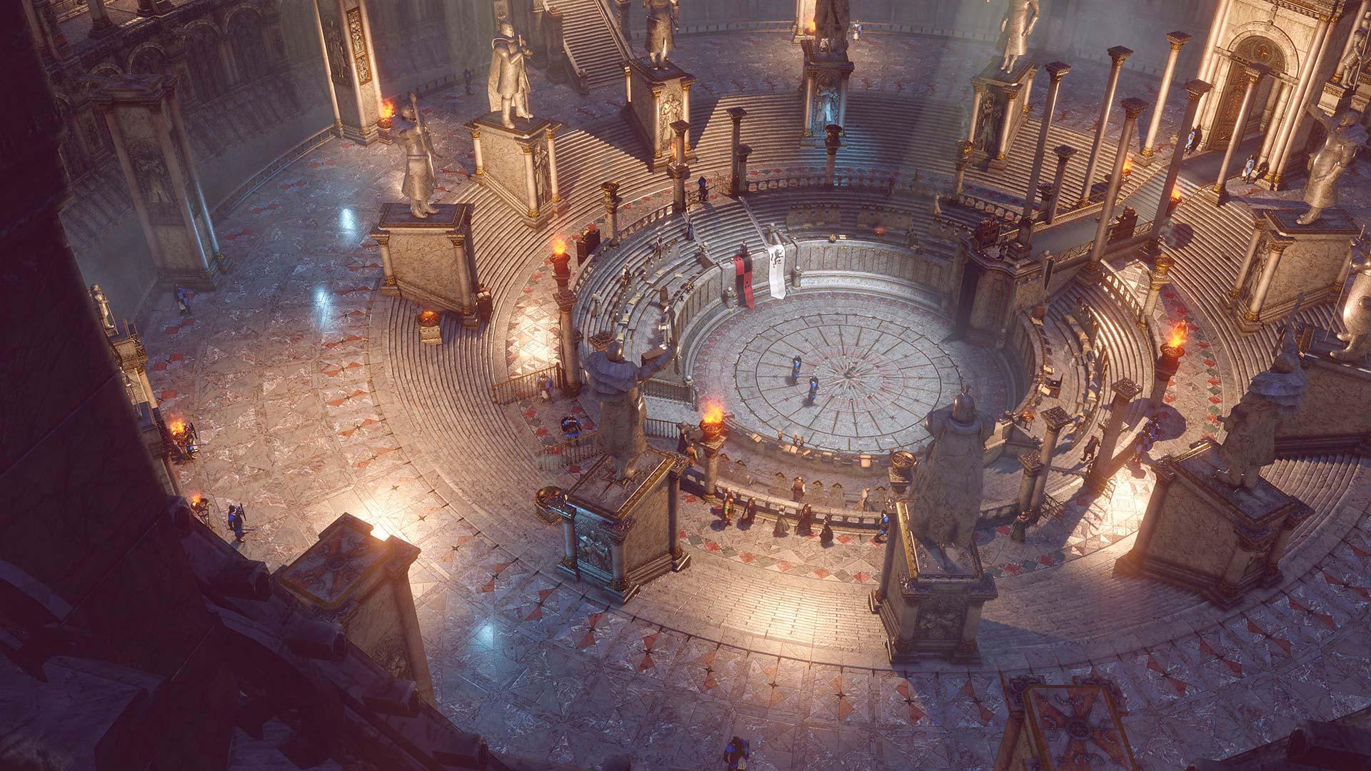 Скриншоты к SpellForce 3 v1.08 на русском