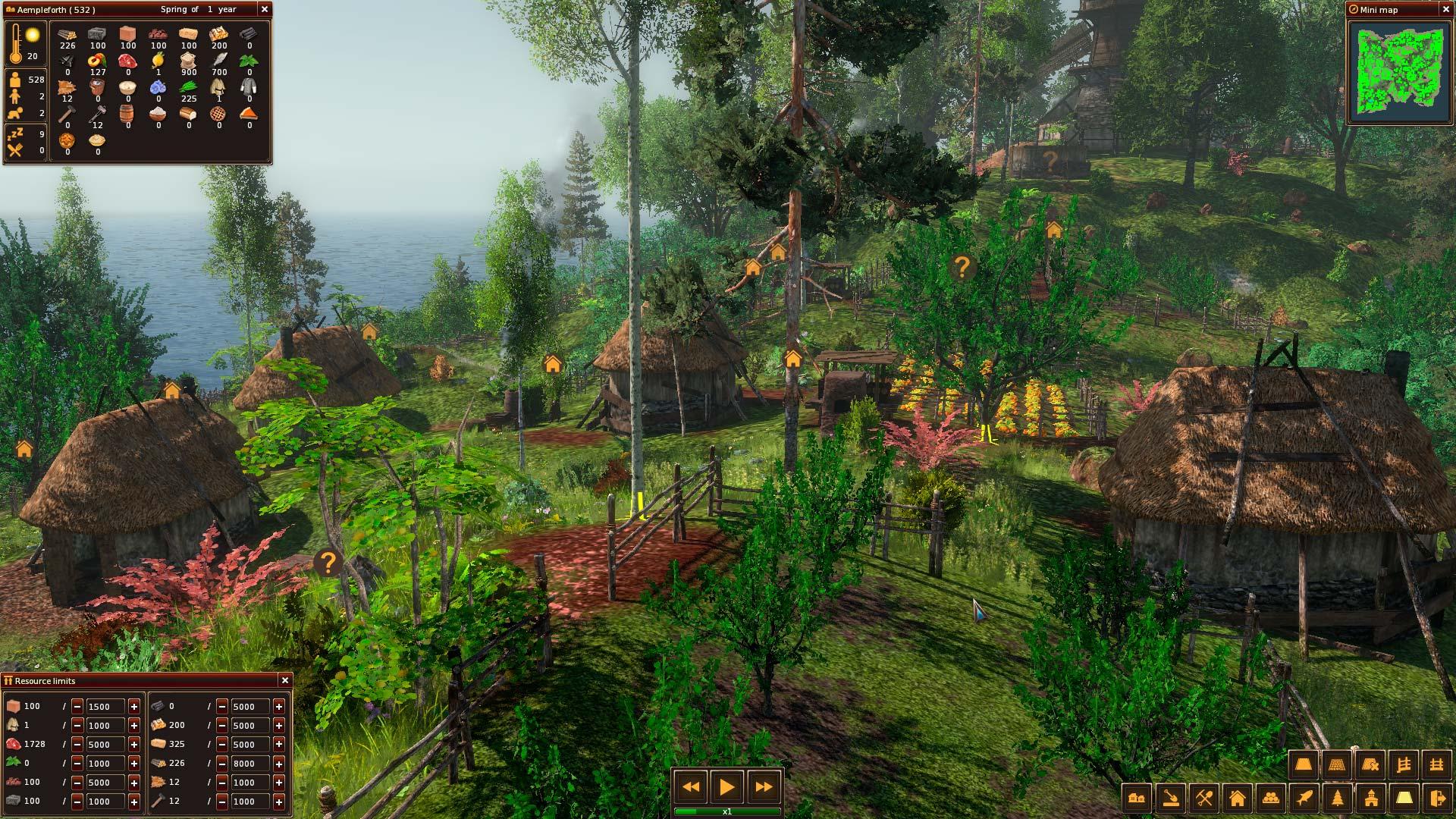 Life is feudal forest village цель игры ролевая игра катастрофа пустыне