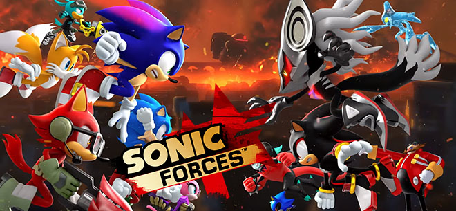 Sonic Forces [v1.04.79 + 6 DLC] на русском | Repack от xatab