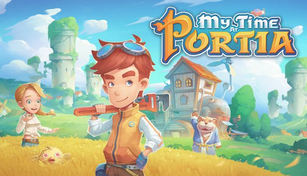 My Time At Portia (2018) - полная версия