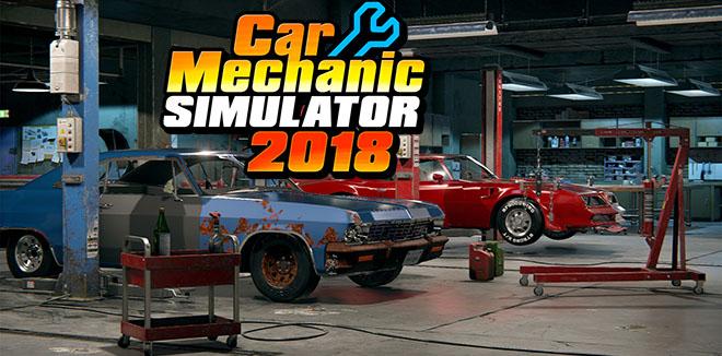 Car Mechanic Simulator 2018 v1.5.6 + 5 DLC – полная версия на русском