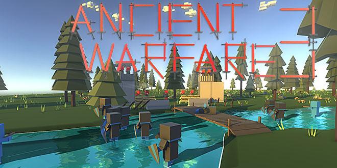 Ancient Warfare 3 [Alpha 16.0]