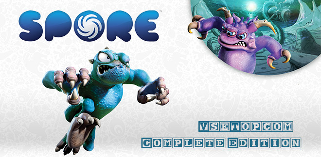 Spore: Complete Edition [v1.3.0.22] (RUS) RePack by R.G. Механика