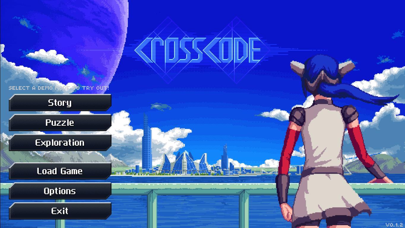 Скриншоты к CrossCode v0.9.8.2 - полная версия