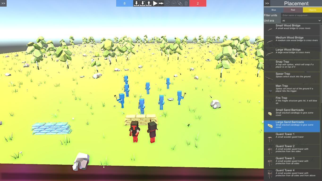 Скриншоты к Ancient Warfare 3 [Alpha 16.0]
