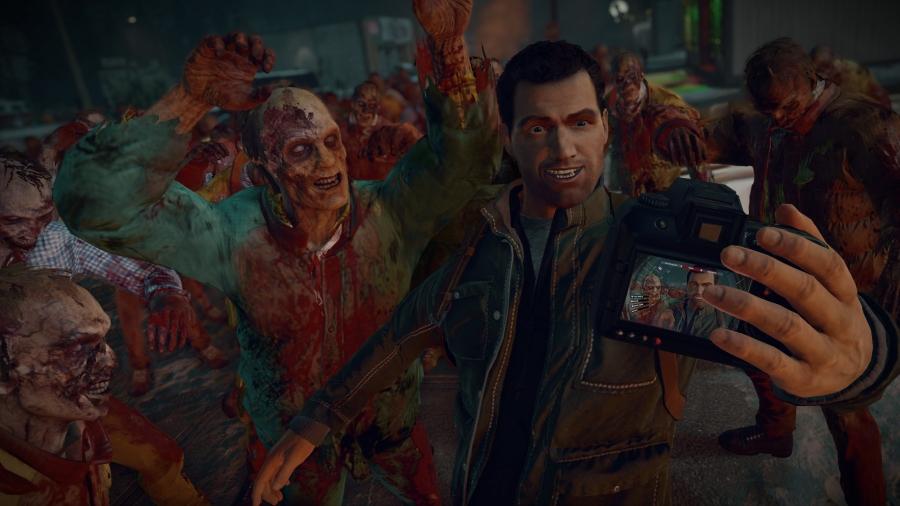 Скриншоты к Dead Rising 4 [Update 3 + 8 DLC] на русском | Репак от xatab
