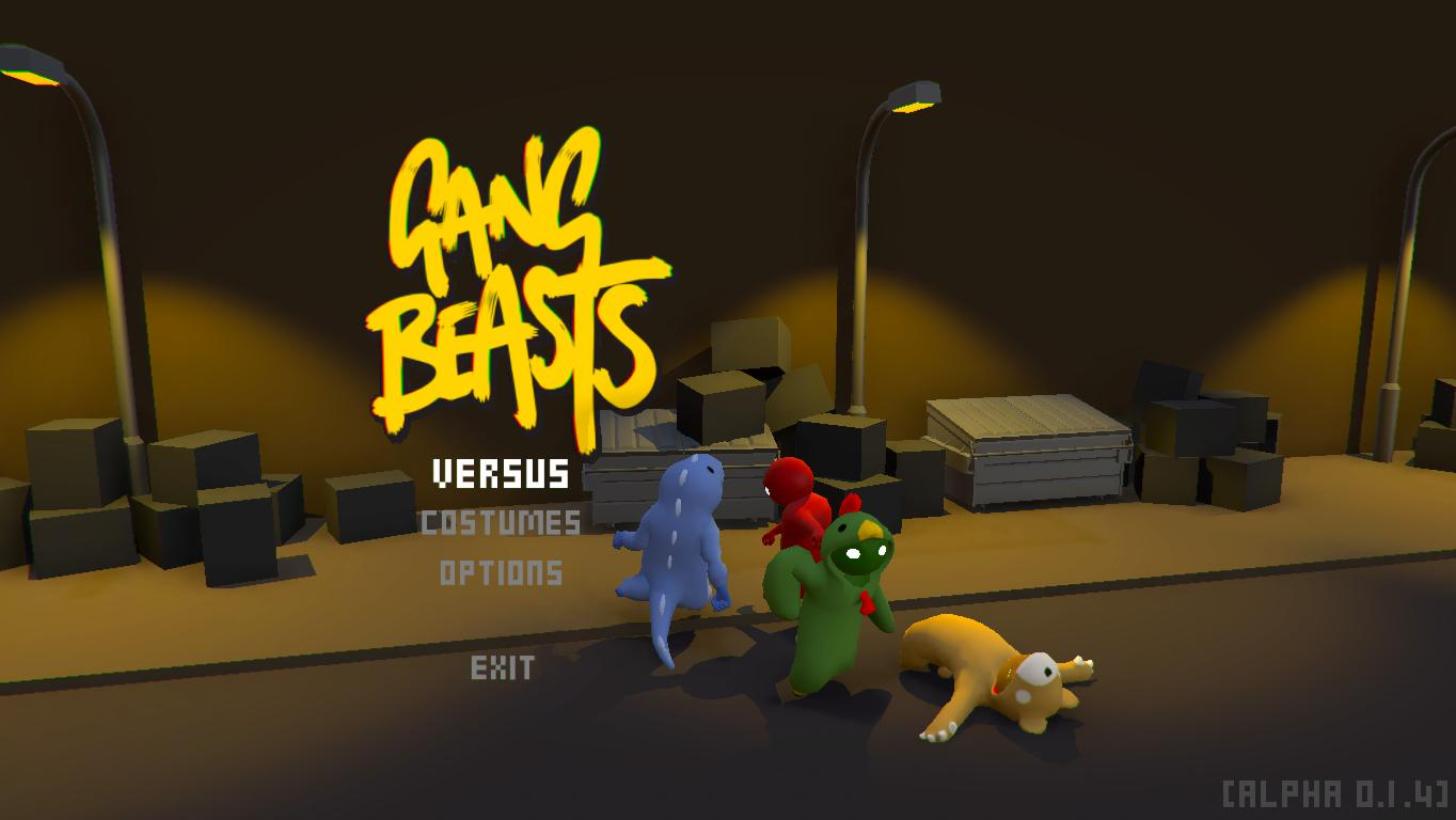 Скриншоты к Gang Beasts (v19.12.2017) PC