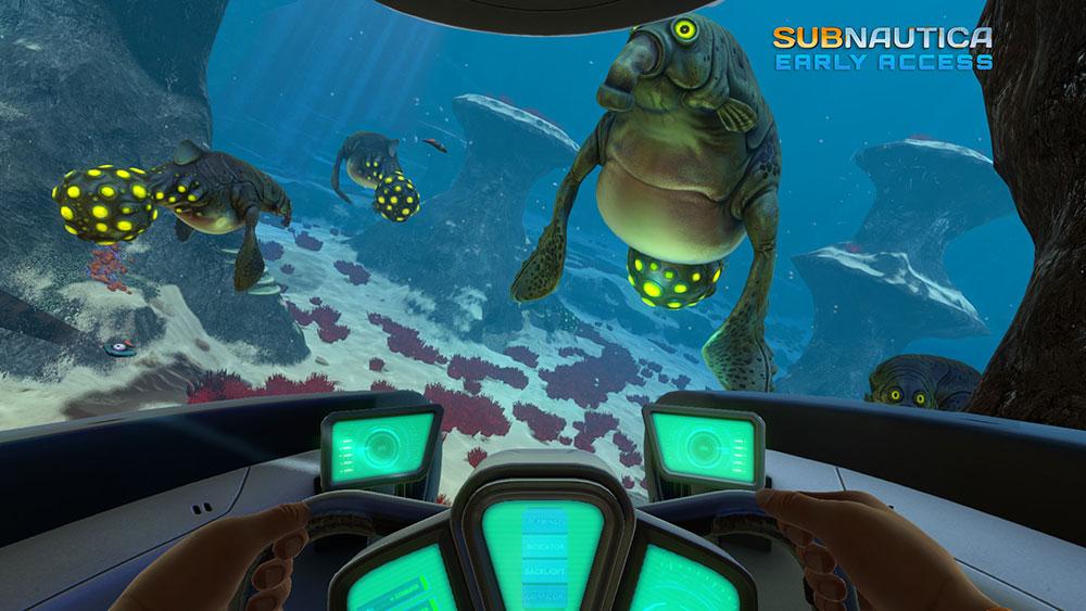 Скриншоты к Subnautica build 1280 (58637) на русском языке