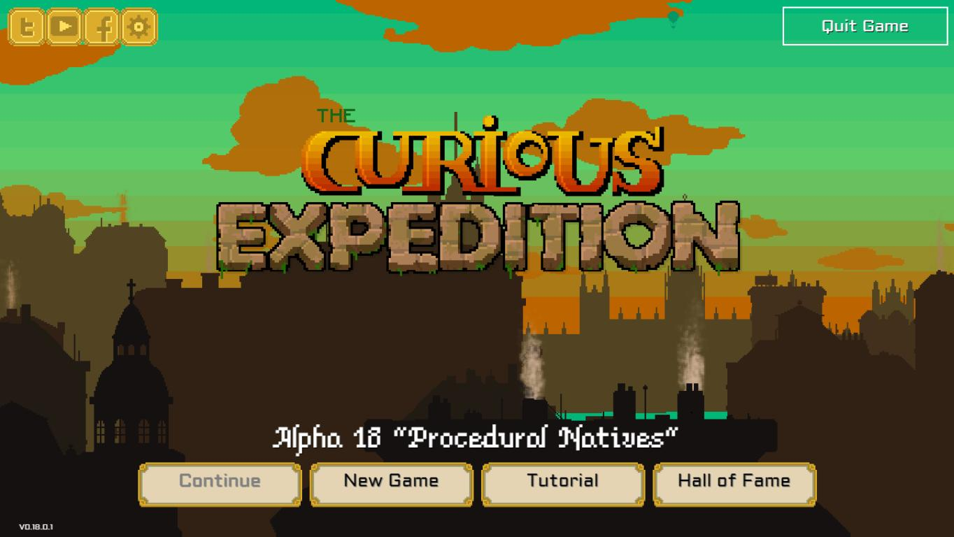 Скриншоты к The Curious Expedition v1.3.2.5 - полная версия на русском языке