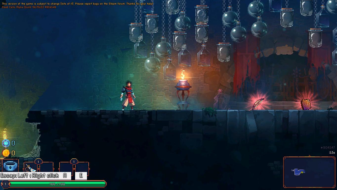 Скриншоты к Dead Cells v2018.01.09 - полная версия