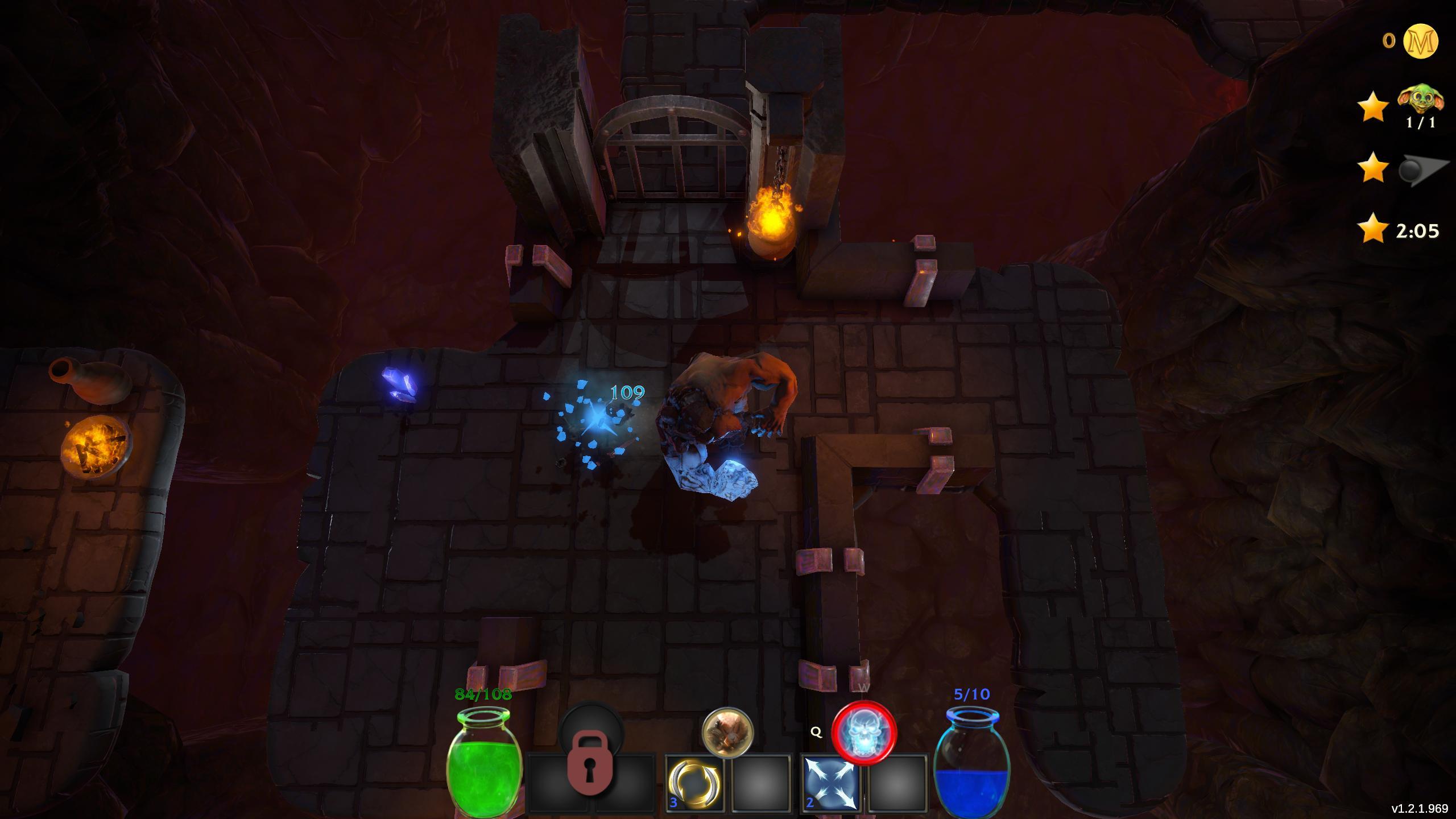 Скриншоты к MetaMorph: Dungeon Creatures v1.2.0.969