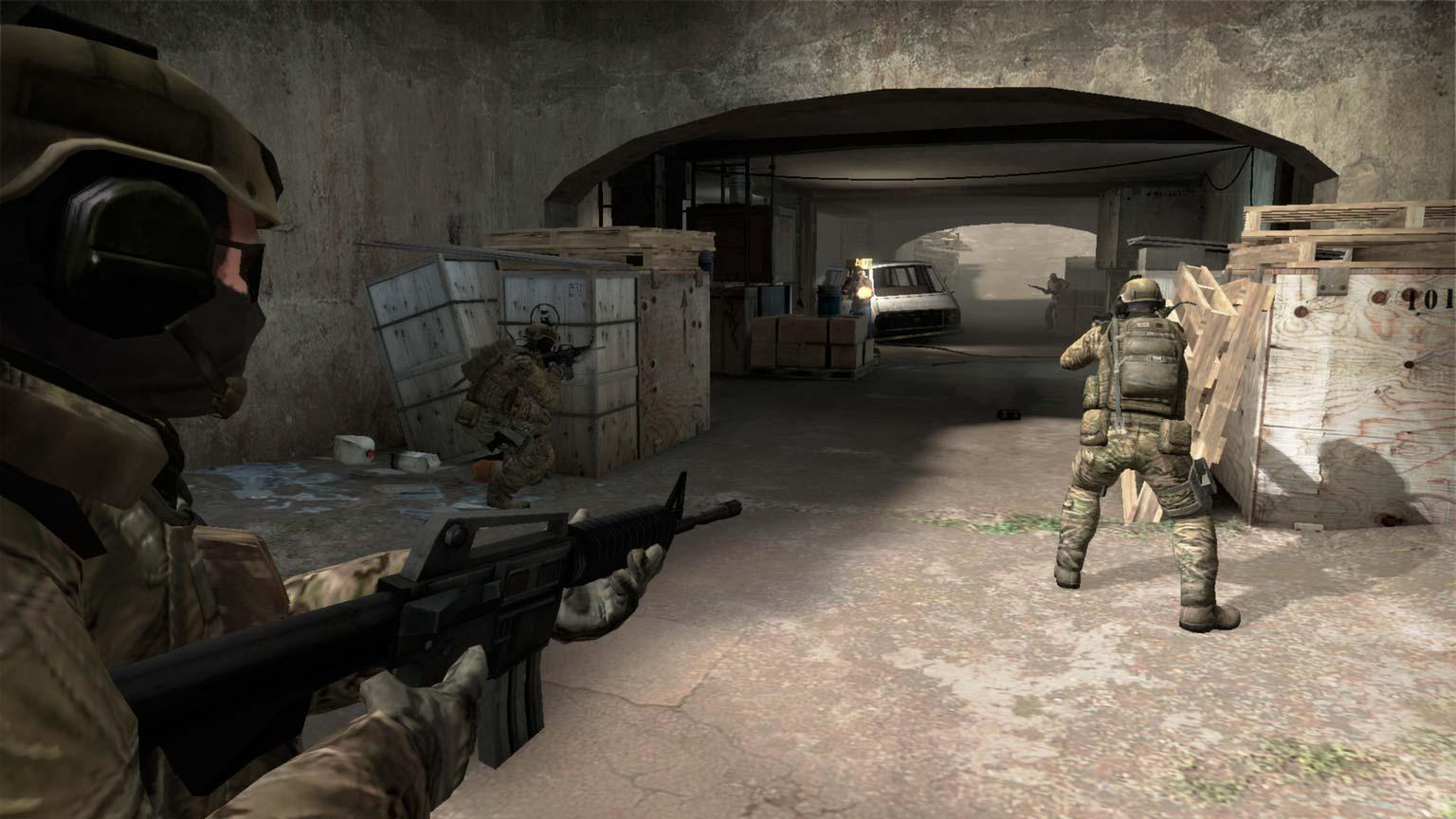 Скриншоты к CS: GO / Counter-Strike: Global Offensive v1.36.1.9 – онлайн пиратка на русском