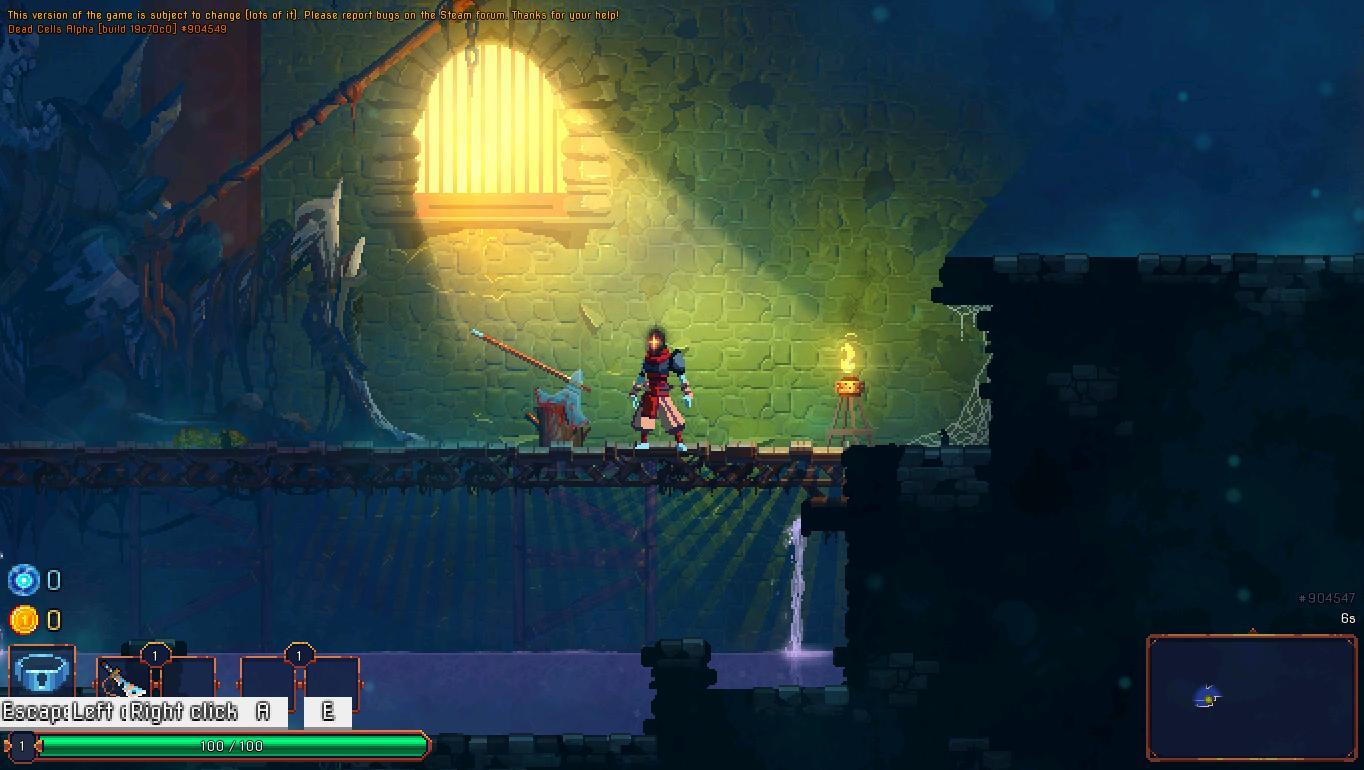 Скриншоты к Dead Cells v1.0 - полная версия