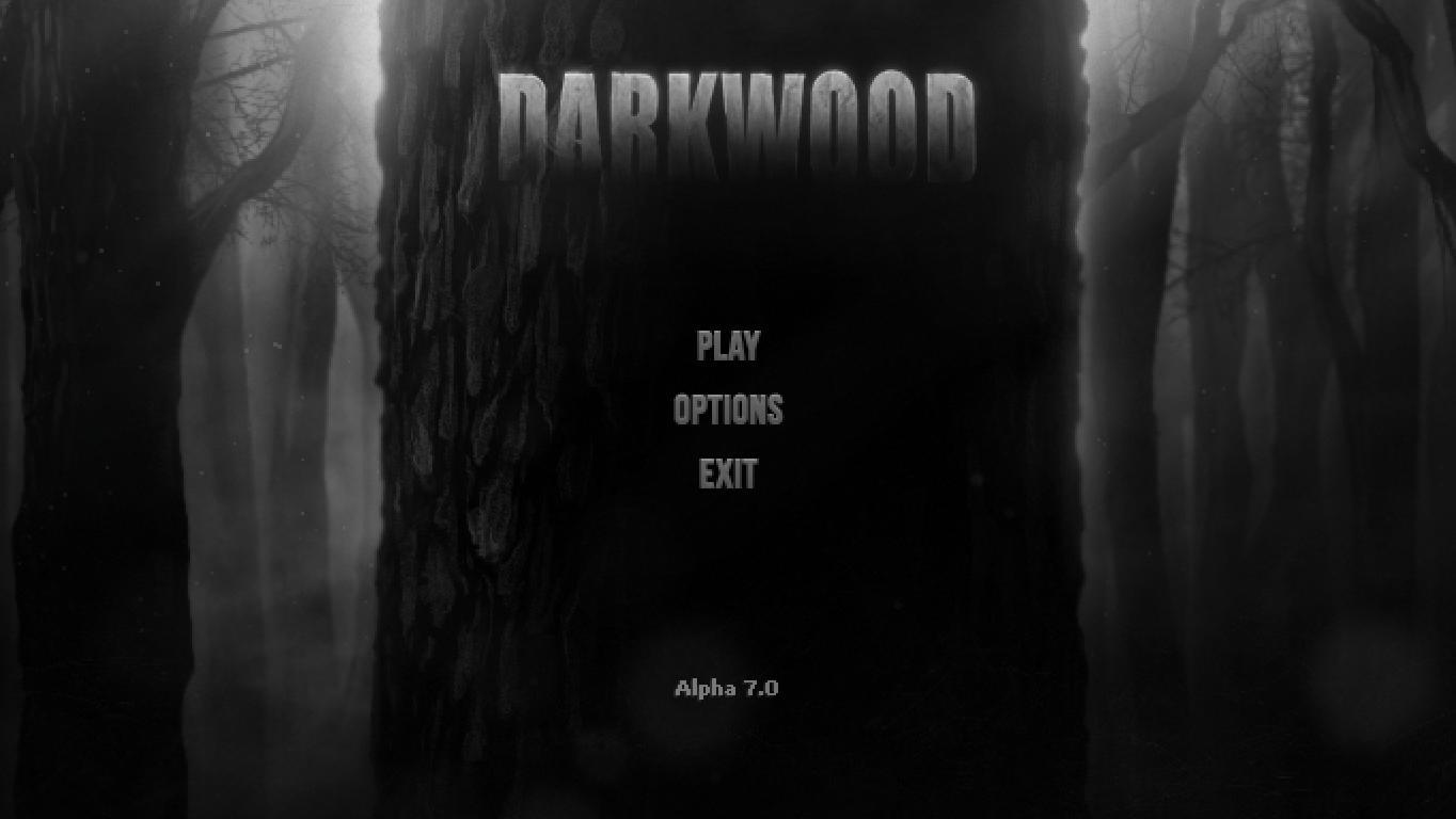 Скриншоты к Darkwood v1.2 - на русском языке