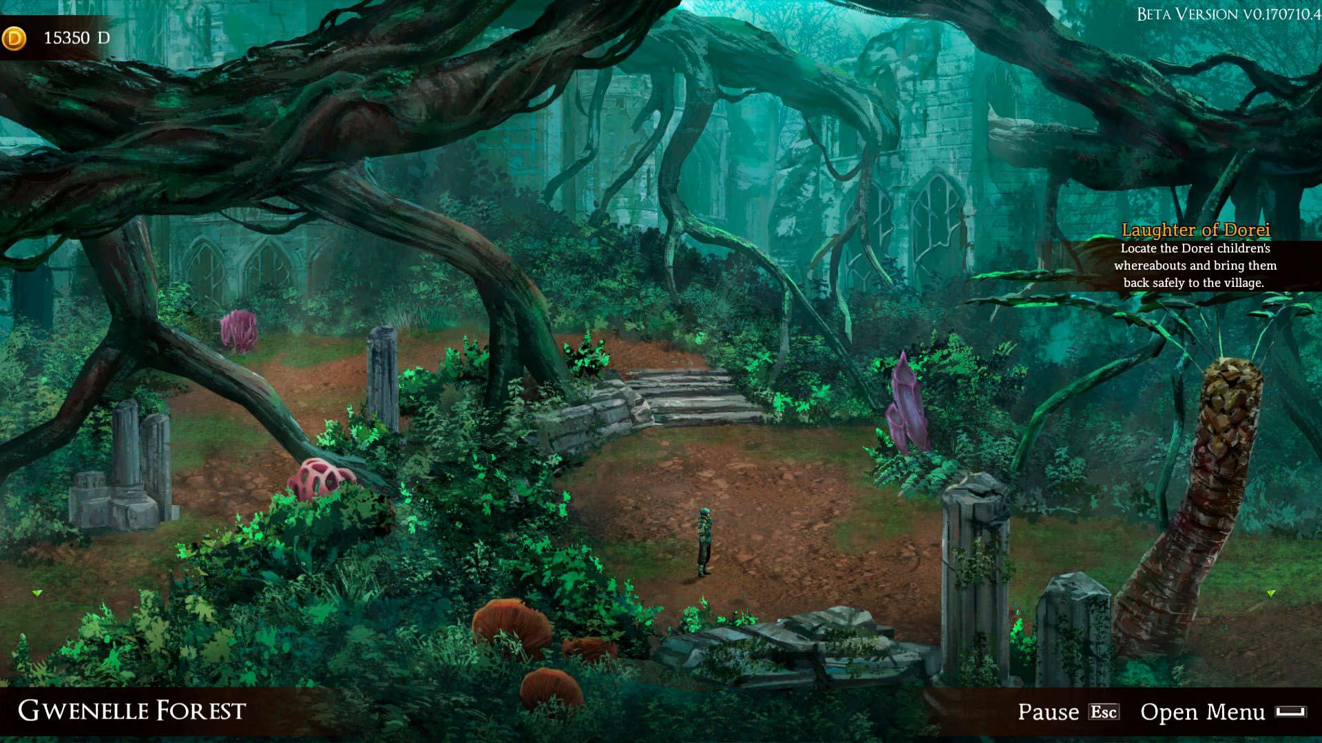 Скриншоты к LEGRAND LEGACY: Tale of the Fatebounds (2018) полная версия