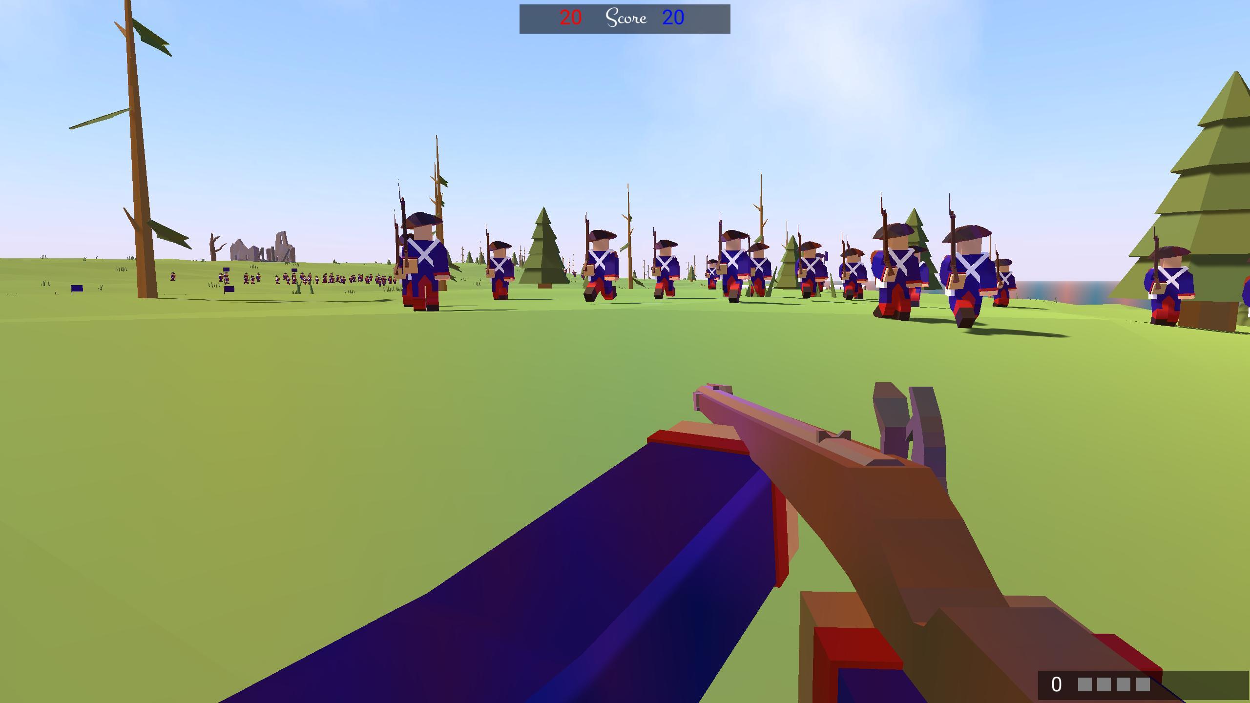 Скриншоты к Rise of Liberty [v26.01.18] [Steam Early Access] - игра в разработке