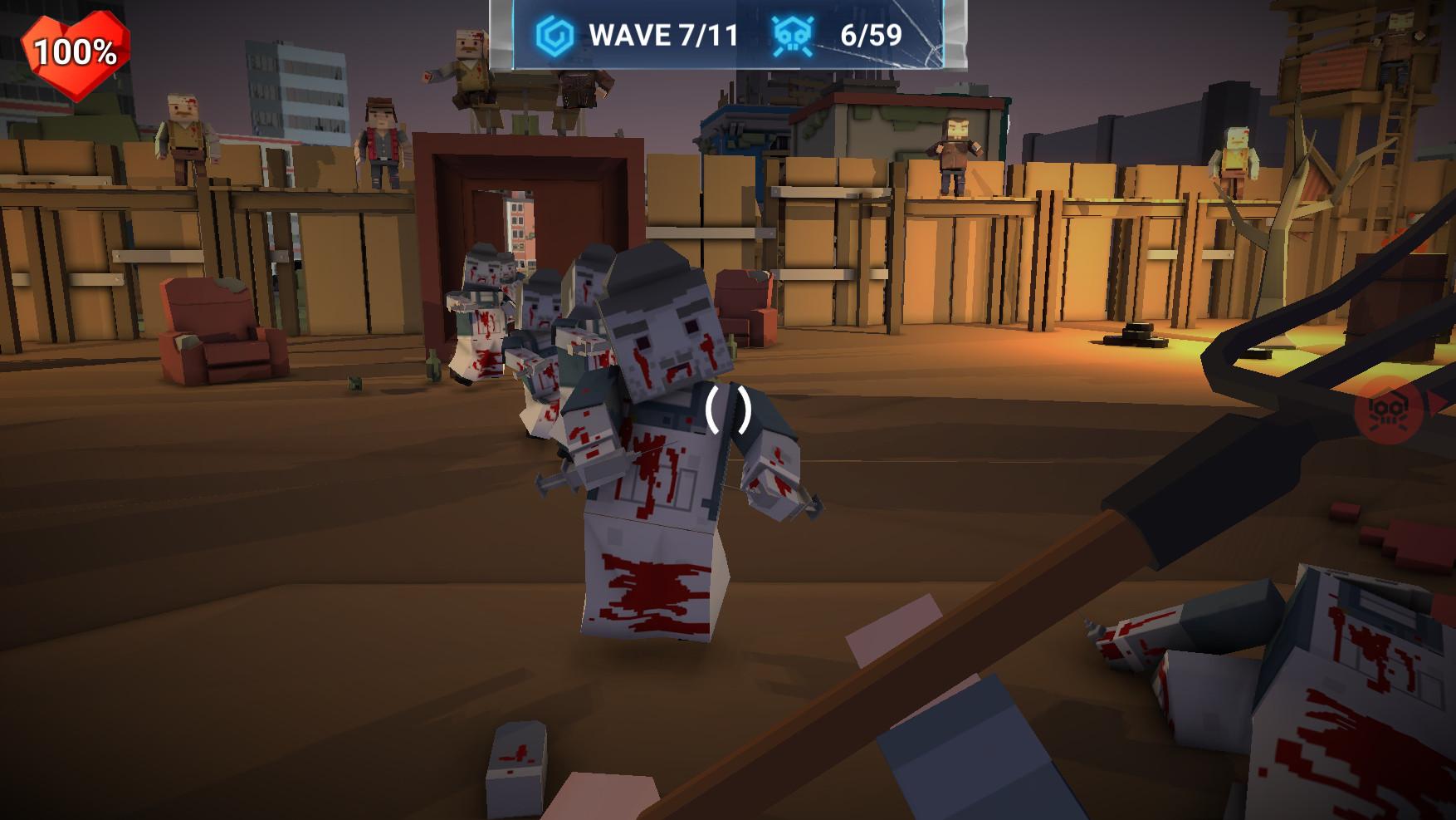 Скриншоты к The Walking Zombie: Dead City (2018/RUS) PC - полная версия на русском