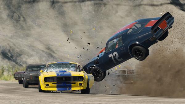Скриншоты к Next Car Game [Wreckfest v0.224258] полная версия