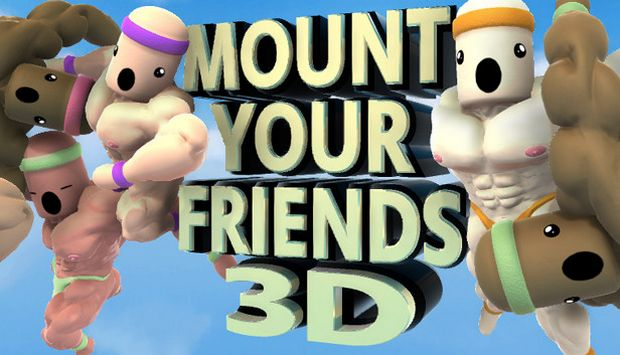 Mount Your Friends 3D: A Hard Man is Good to Climb [v0.59]