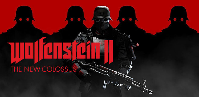 Wolfenstein 2: The New Colossus [v Update 6] + DLC на русском | Репак от xatab