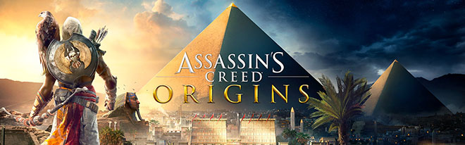 Assassin's Creed: Origins v1.2.1 + DLC | RePack от xatab на русском языке