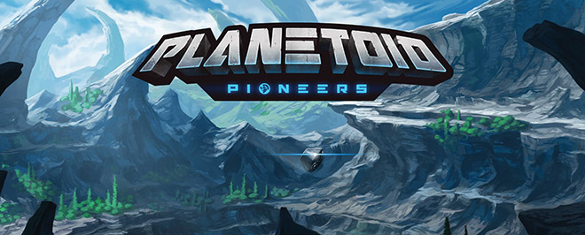 Planetoid Pioneers Build 9 [2018] (RUS) Repack