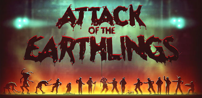 Attack of the Earthlings на русском языке | RePack от qoob