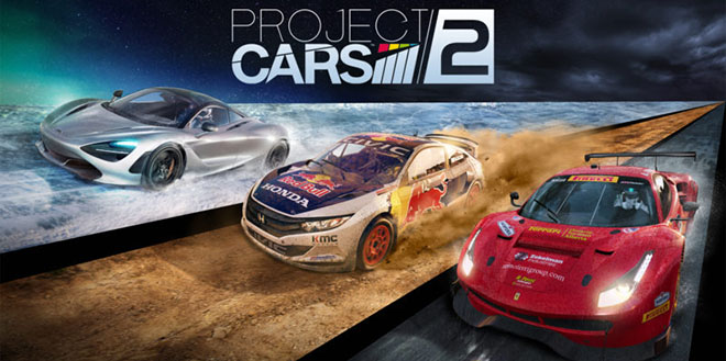 Project CARS 2: Deluxe Edition (v 1.4.0.0) | Repack от xatab