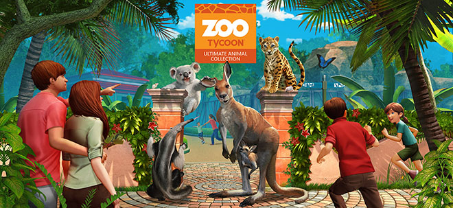 Zoo Tycoon: Ultimate Animal Collection (2018) PC - полная версия