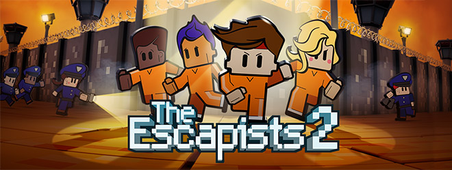 The Escapists 2 - Big Top Breakout [v 1.1.6 + 4 DLC] (2017) PC | RePack на русском